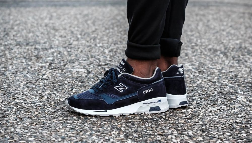 NEW BALANCE M1500JDA - MADE IN ENGLAND NAVY LIMITED EDITION SNEAKERS ALL  SIZES #NewBalance #