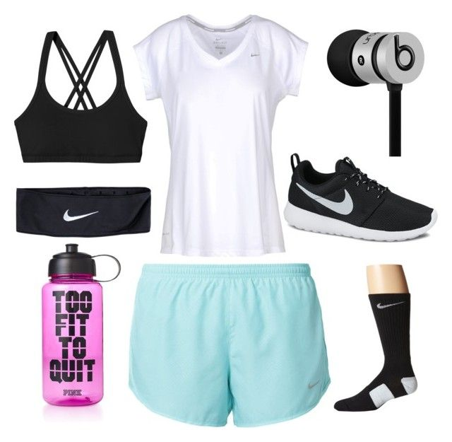 """""""Workout"""" by ekspaine ❤ liked on Polyvore"""