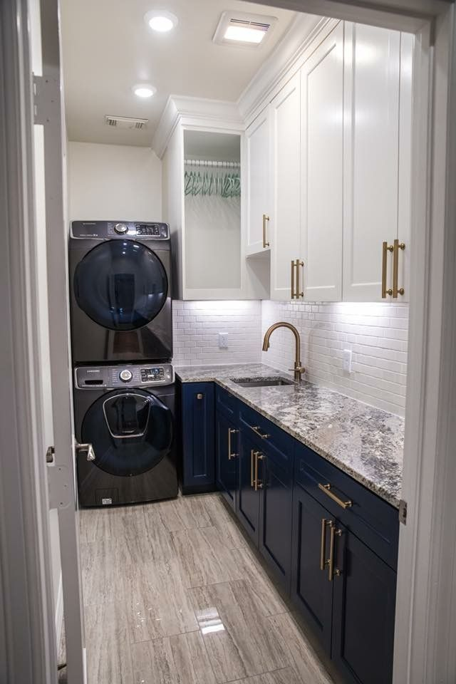 Photo of 35 Fabulous Laundry Room Cabinet Design You Must Have – Homiku.com