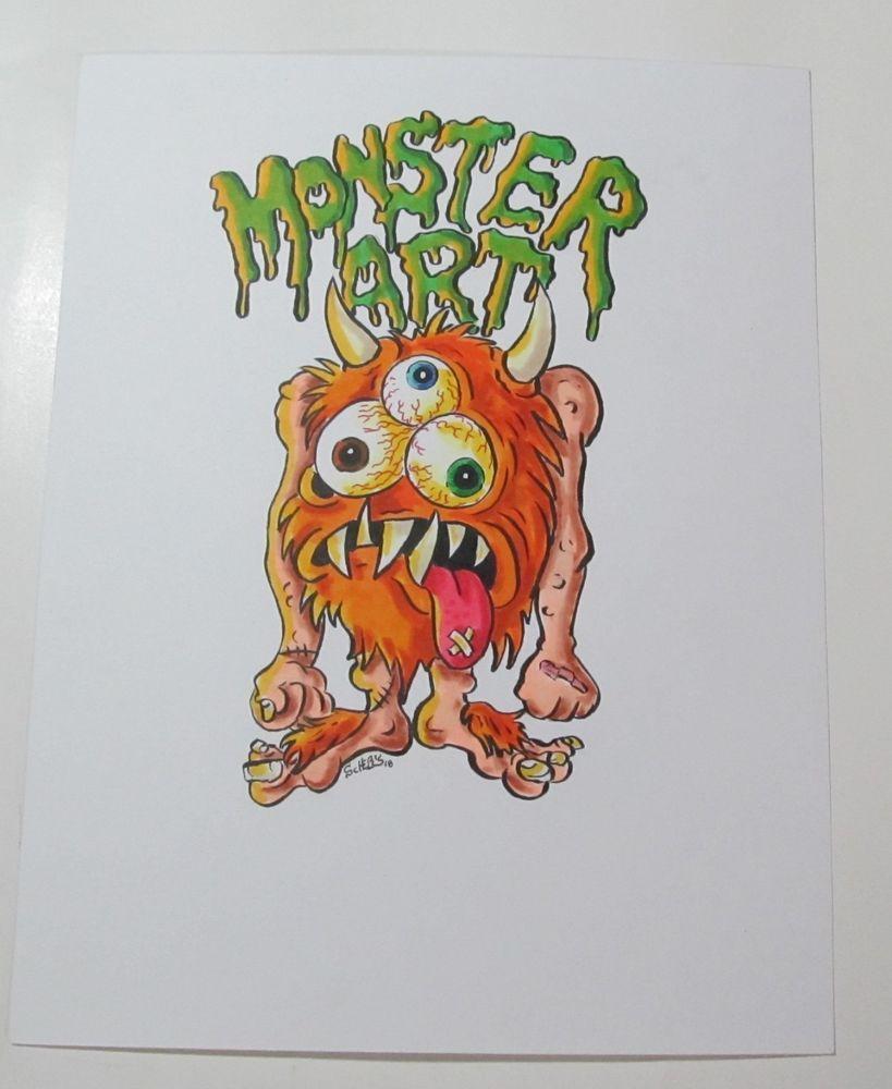 44+ Wierd monster ideas