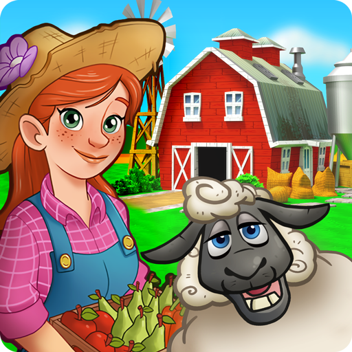 Farm Dream Village Harvest Town Paradise Sim v1.5.4