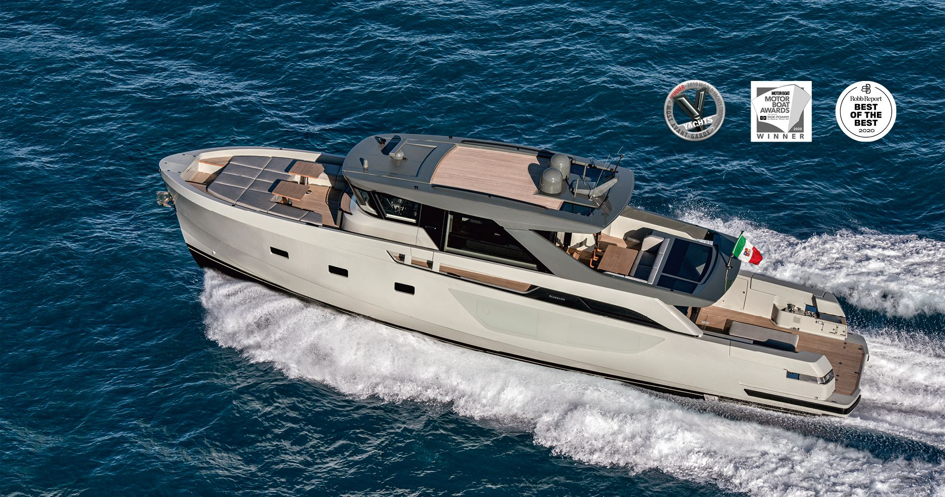 BGX 70 Bluegame Yachts in 2020 Yacht design, Classic