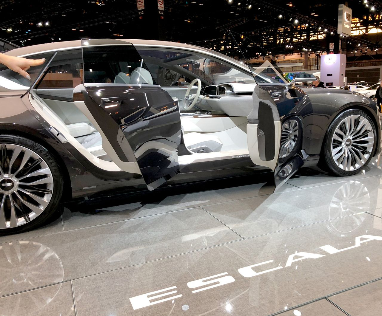 2021 Cadillac Ct6 Build Your Own - Car Wallpaper