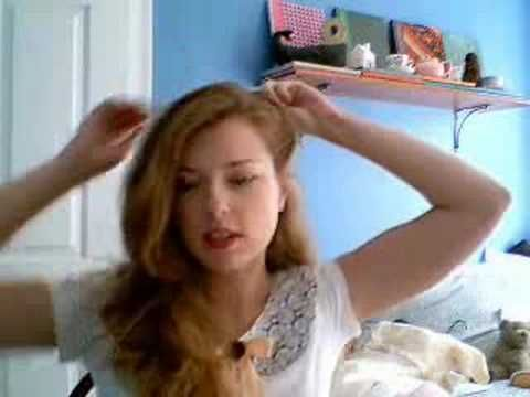 Just Watched This Great Video On How To Style 1940 S Hair