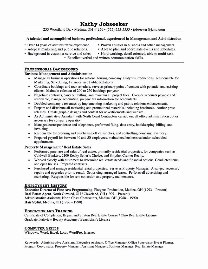 Property Manager Resume Examples Unique Assistant Property Manager Resume Manager Resume Job Resume Samples Project Manager Resume