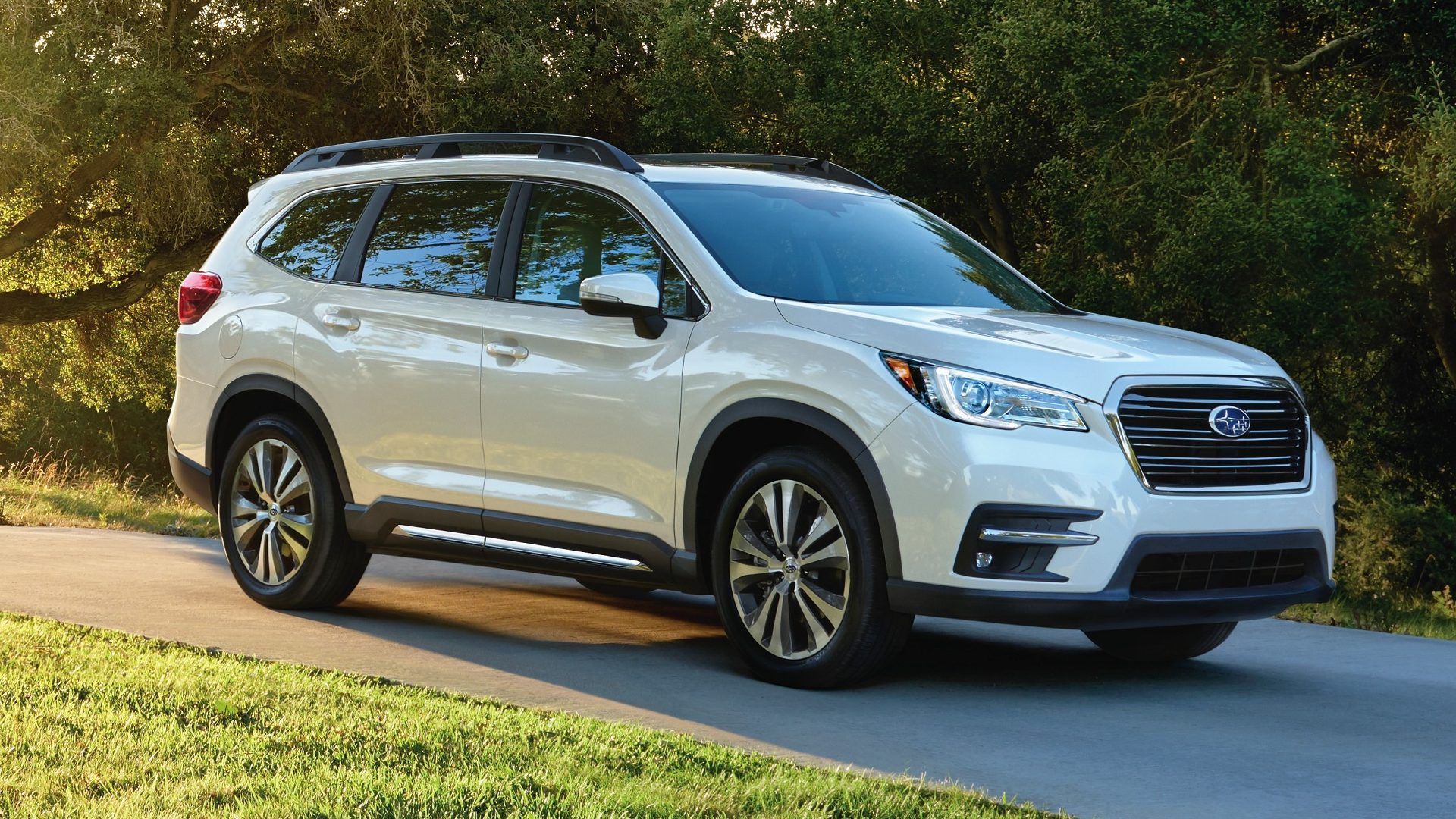 The Subaru Ascent Tows Like No Subaru Ever Could Before It Thanks To A New Engine And Stout Cvt Subaru Suv Honda Pilot Subaru Outback