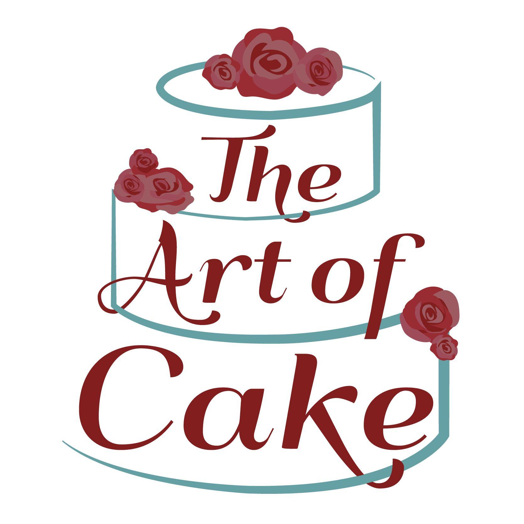 Logo Design Cake logo design