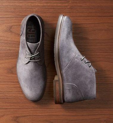 1901 'calgary' chukka boot men  mens half boots boots