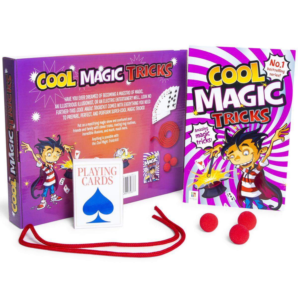 Cool magic tricks book kit in 2020 cool magic tricks