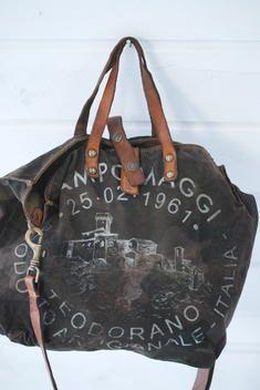 Ablaze Weekender//Overnighter Bag
