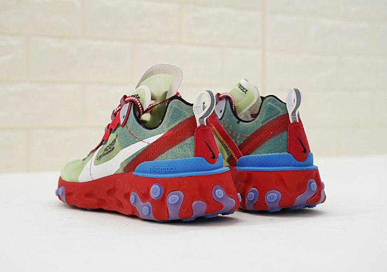 new product 8827c 3a82b Undercover Jun Takahashi Nike React Element 87 Photos   SneakerNews.com