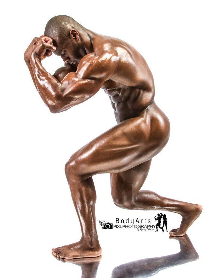 Morgan Nakhise (Kenyan bodybuilder) | Simeon panda workout
