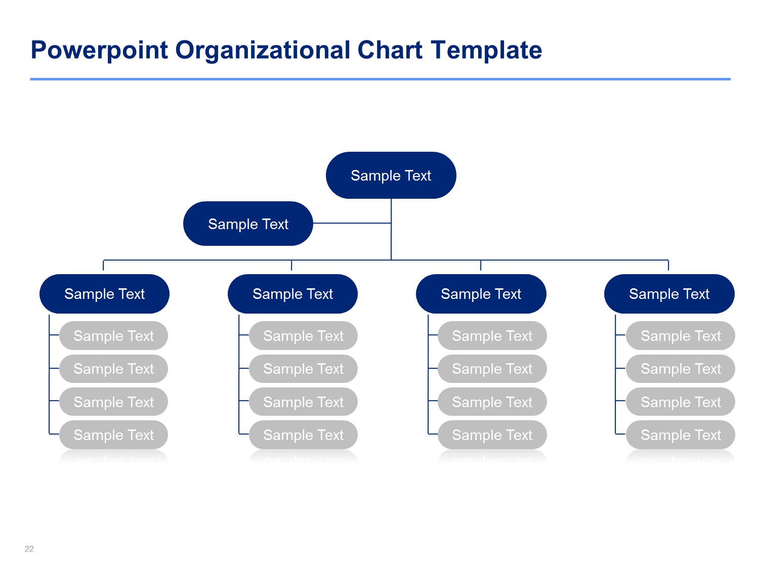 Top 500 Consulting Powerpoint Slides Templates Infographics Powerpoint Org Chart Organizational Chart