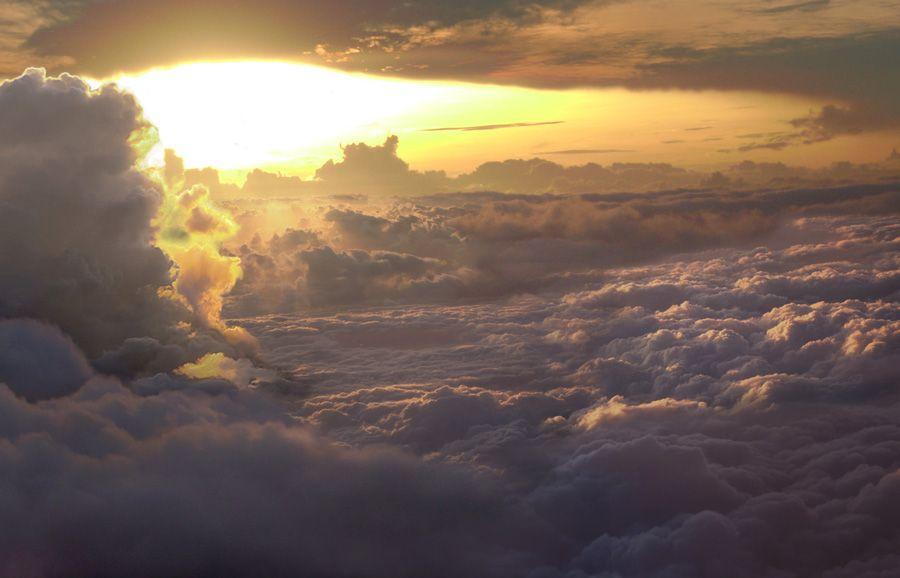 paintings of heaven - Google Search Heaven  Angels Pinterest