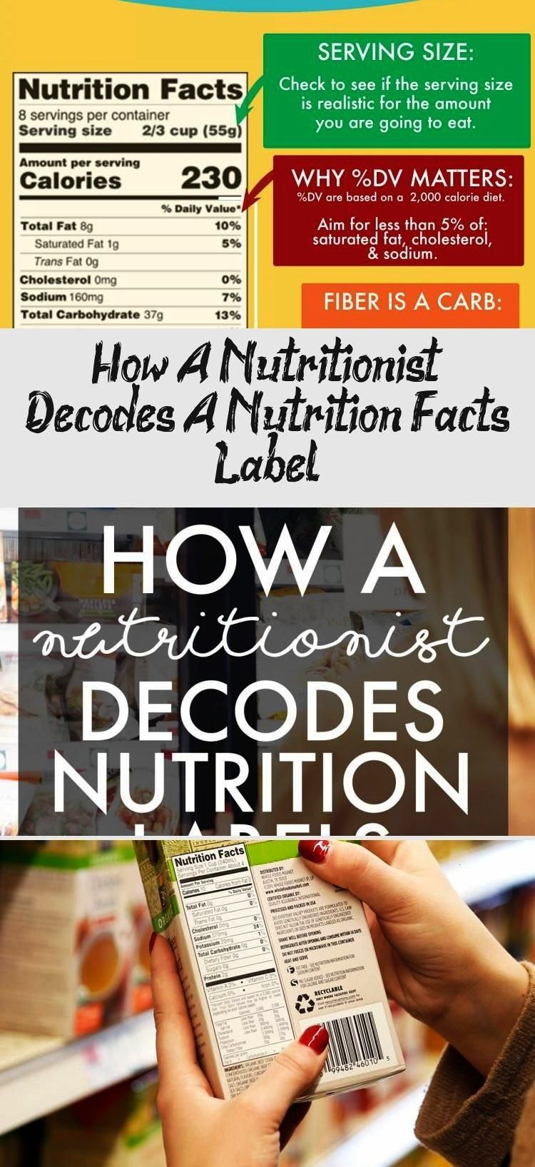 A nutrition label can be a useful tool to evaluate how healthy or not a food can be but it also can be tricky to truly decode all of the language and factsNEW A nutrition...