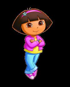 Cartoon Characters Dora The Explorer Png Photos In 2020 Childrens Wall Decor Dora The Explorer Dora