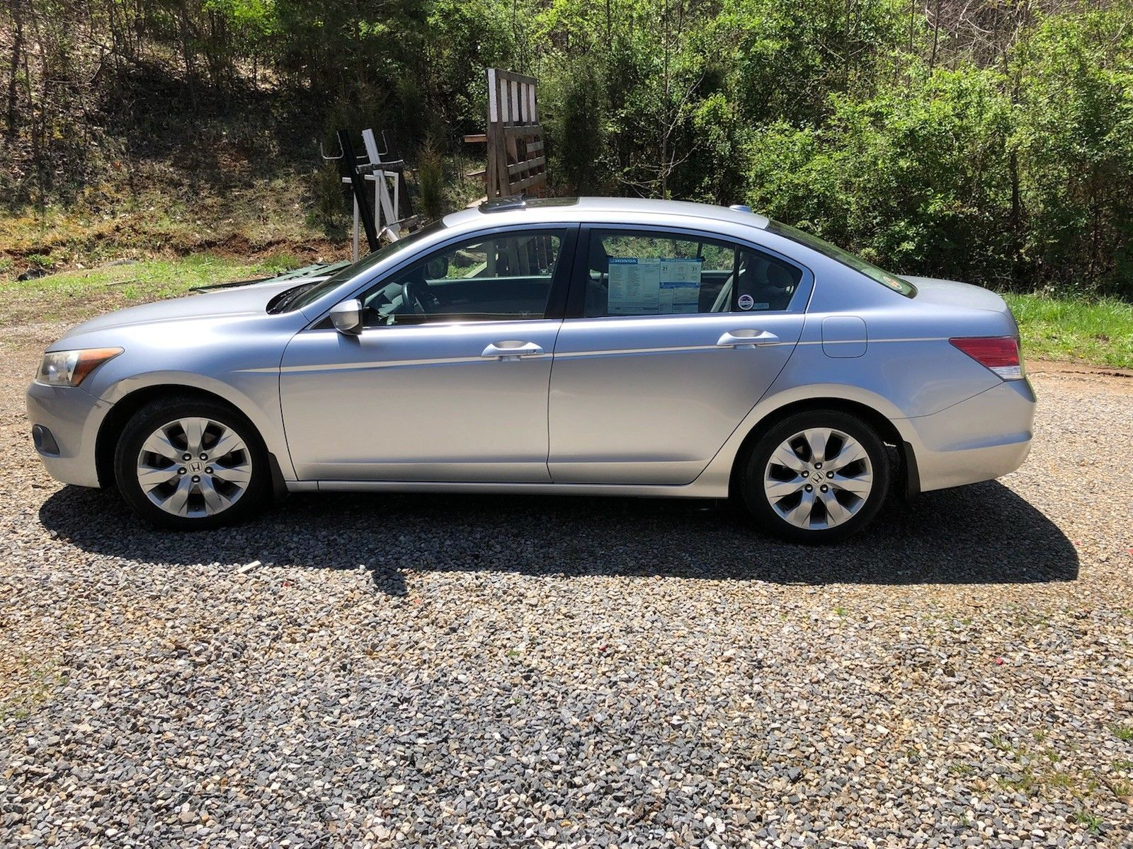 Awesome 2008 Honda Accord LX 2008 Honda Accord EX L 4 Door Sedan Leather  Moonroof 2017/2018