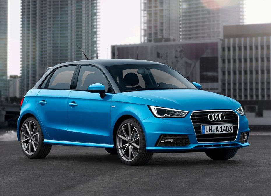 2019 Audi A1 And 2018 2019 Audi A1 Sportback Renewal Premium