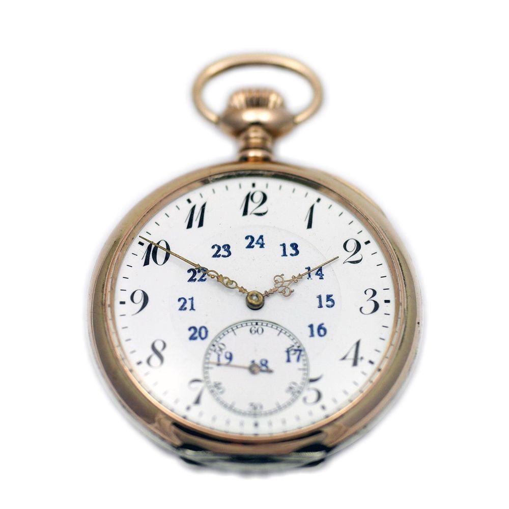 Zenith pocket watch dating