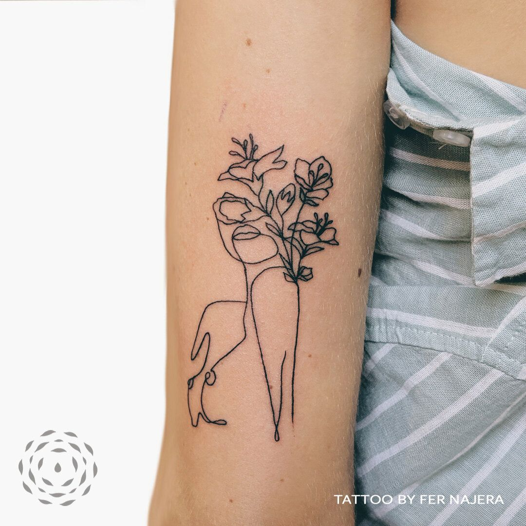 Fer tattoos — Liquid Amber Tattoo
