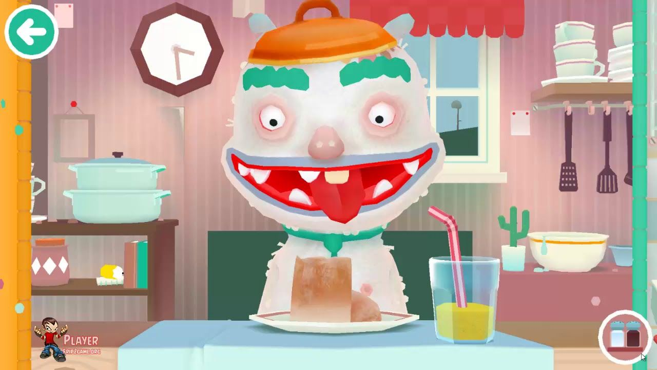 Toca Kitchen 2 Android Gameplay Ep 3 Fun Kitchen Cooking Games