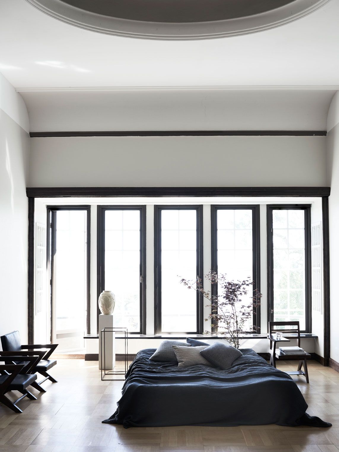 Classic Beauty Meets Modern Aesthetics And Minimalism In