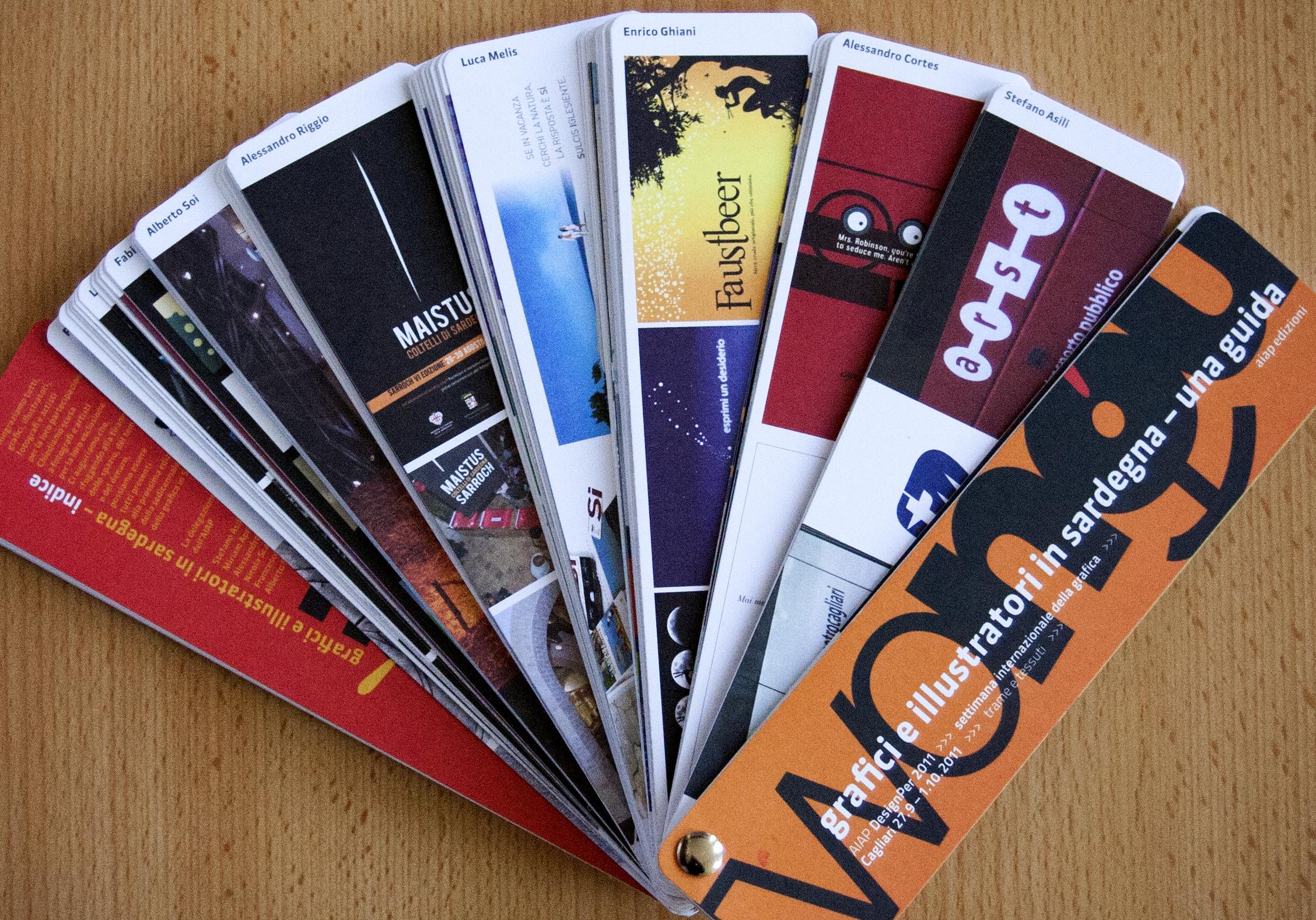 Catalogo twonow.  Grafici e Illustratori in Sardegna -  Aiap edizioni
