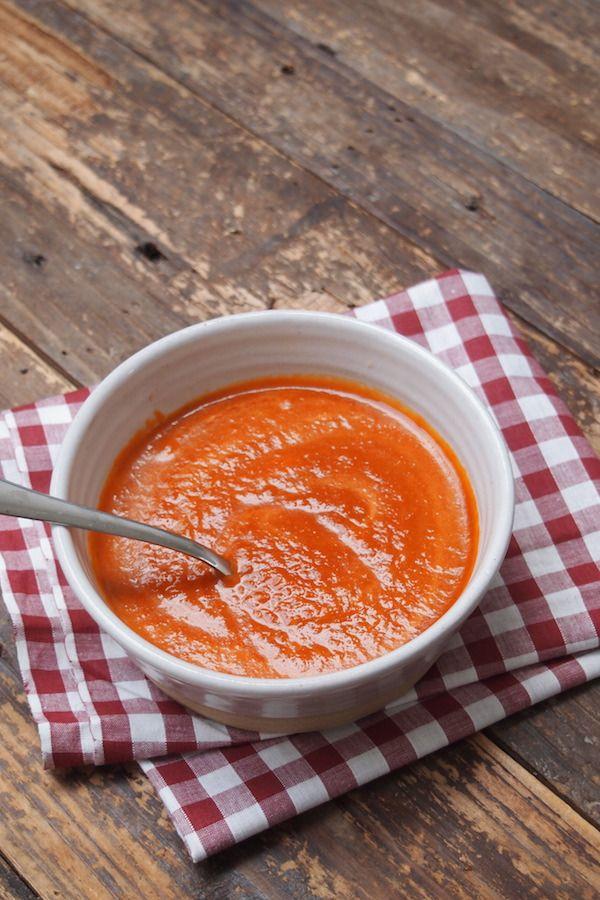soupe de tomate paris dans ma cuisine j adore la soupe de tomate je trouve cela tellement. Black Bedroom Furniture Sets. Home Design Ideas