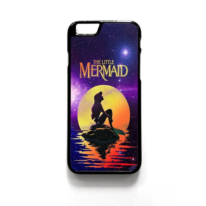 Disney The Moon Ariel The Little Mermaid For Iphone 4/4S