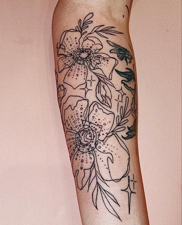 50++ Awesome Fleur noire tattoo yelp image ideas