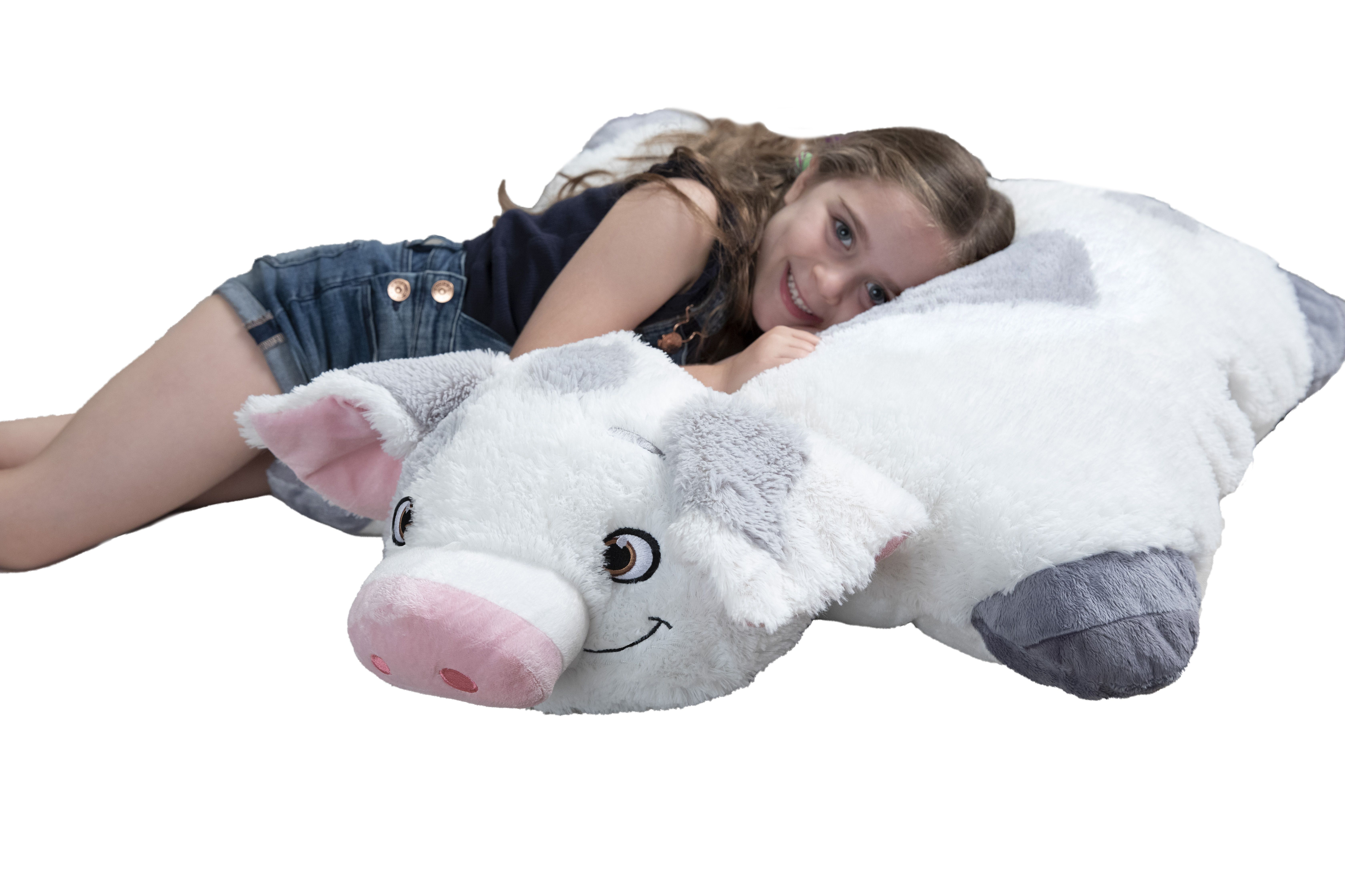 Disney Jumboz Moana's Pig Pillow pets Animal pillows