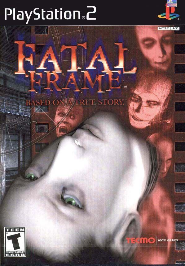fatal frame-f usa.jpg (597×854) | Playstation | Pinterest | Fatal frame