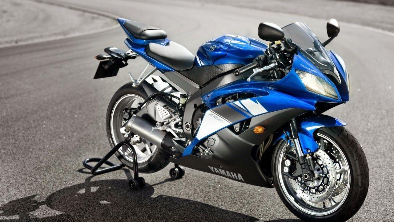 Yamaha-Superbike r1 wallpaper blue white color cool