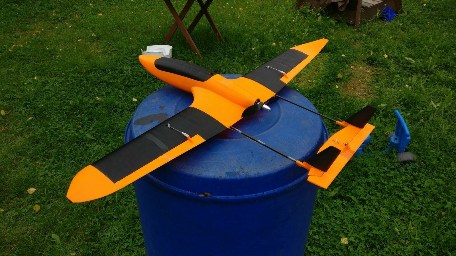 SW3 3D printed aircraft Model airplanes, Radio control