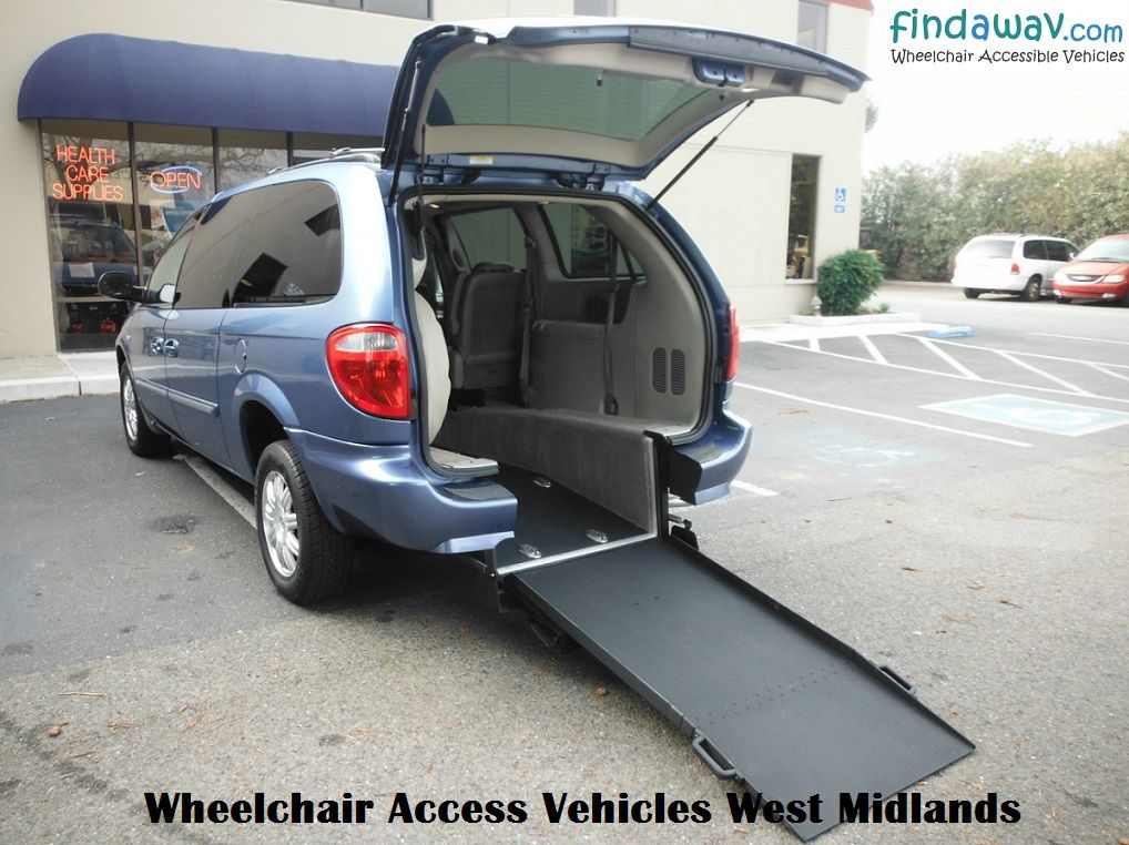 Wheelchair Access Vehicles West Midlands, Do you know