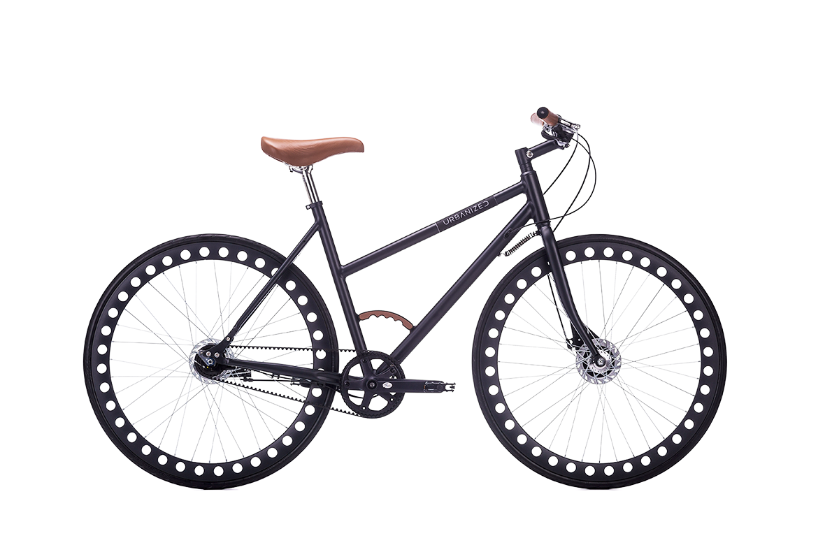 Urbanized La S Bicycle
