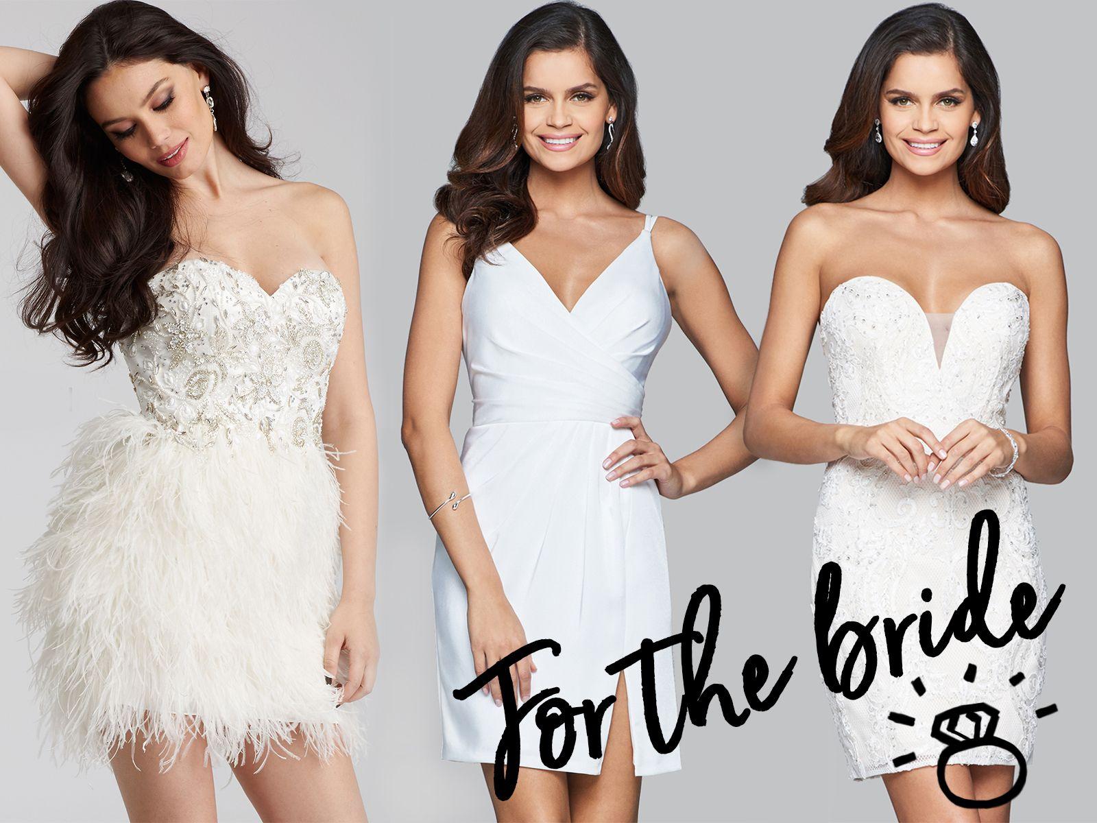 Junggesellenabschied Kleider für Braut und Brautjungfern