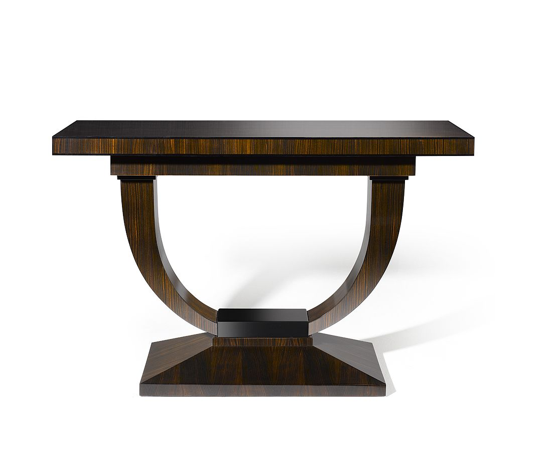 Davidson london the dawson console in macassar ebony with davidson london the dawson console in macassar ebony with ebonised detail geotapseo Image collections