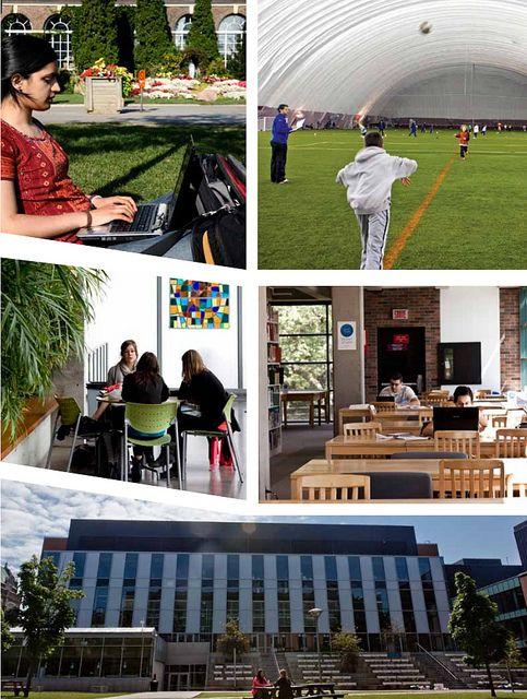 Loyola Campus Pinterest