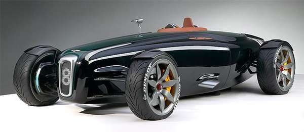 The Bentley Barnato Roadster Concept is Brimming in Chic Details