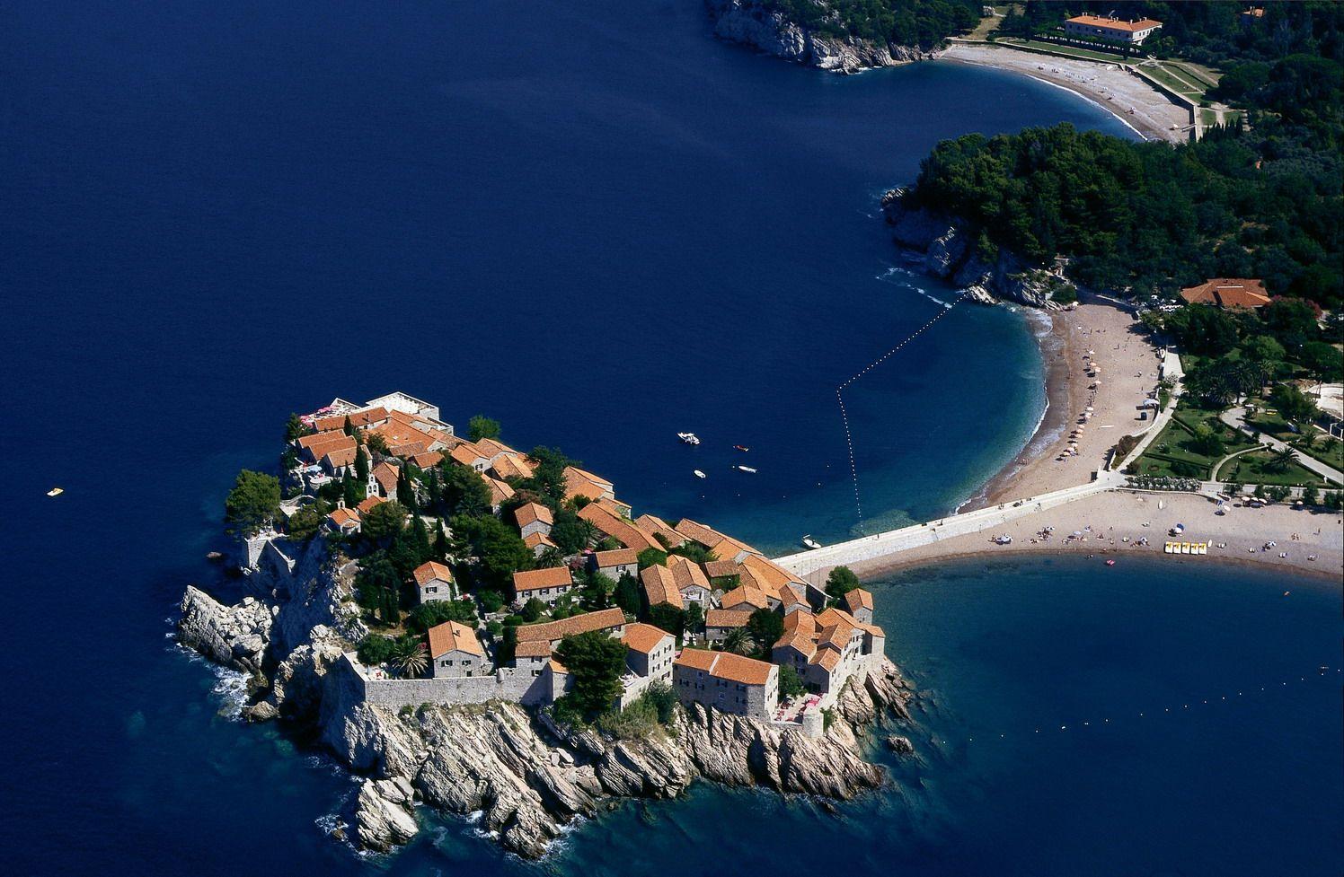 Saint Stefan Hotel Dalmatian Coast Monte