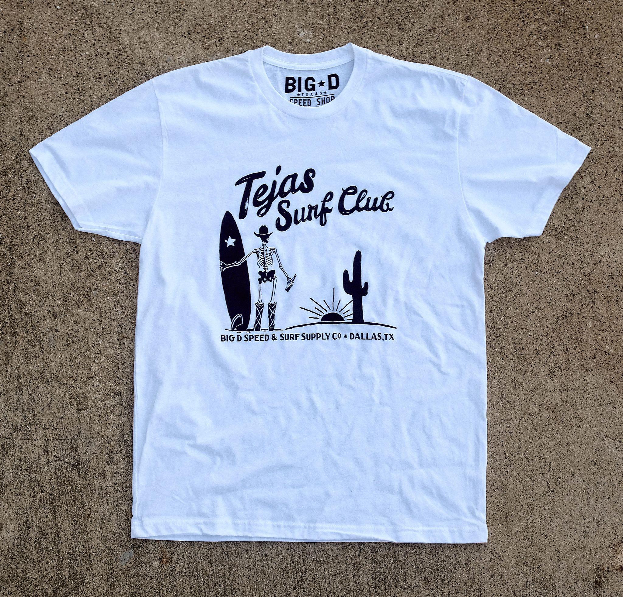 Tejas Surf Club T-Shirt