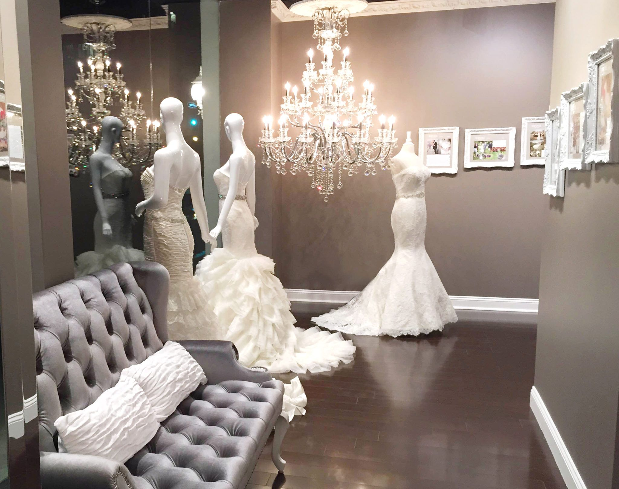 Wedding Dresses And Gowns At Our Bridal Shop In Columbus