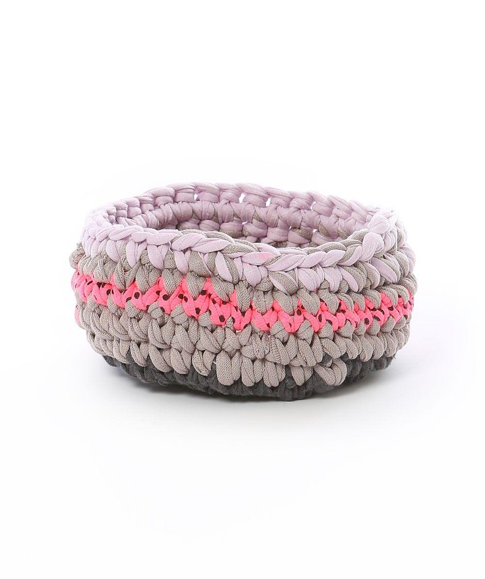 Pastel Woven Basket - Flynn Loves Darcy - Brands