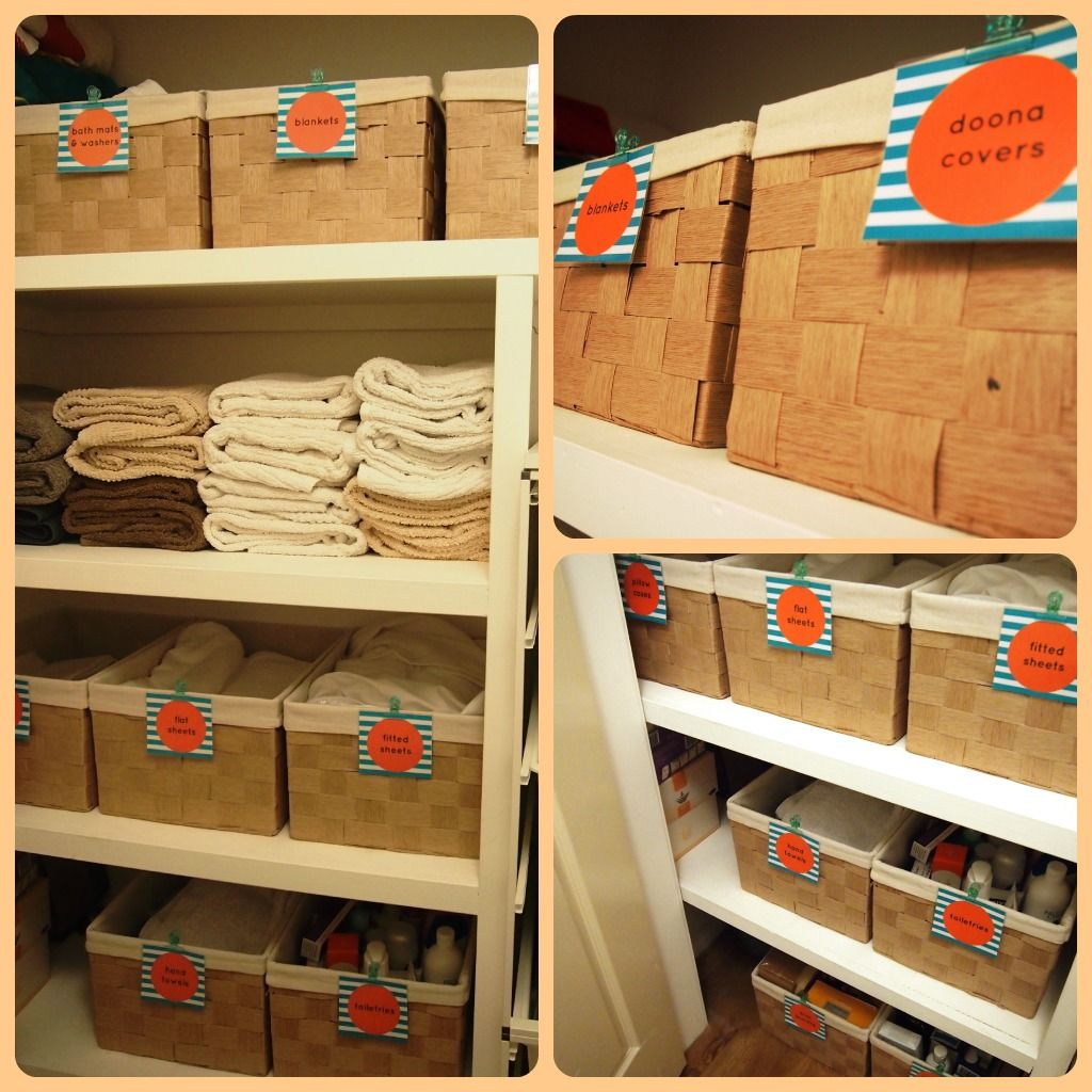 Utterly Organised: Tips and Ideas on how to organise your Laundry Closet and a peek at mine.... http://utterlyorganised.blogspot.com.au/2012/09/tips-and-ideas-on-how-to-organise-your.html