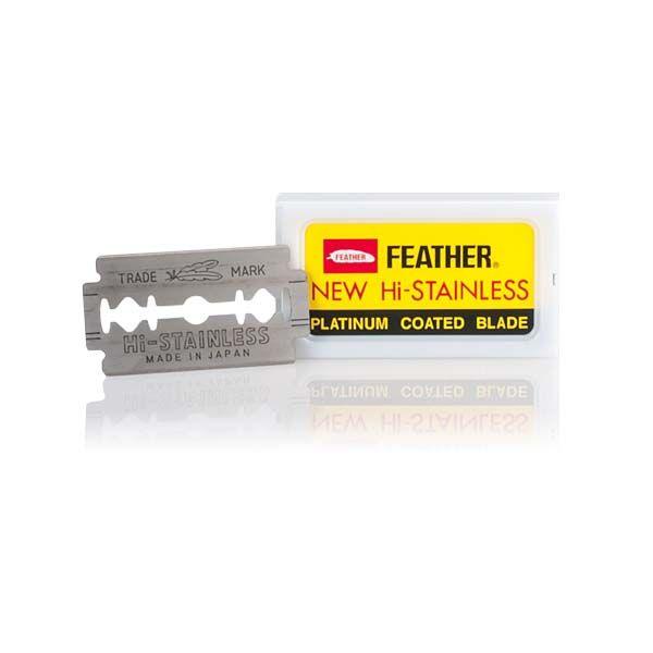 500120 Feather Rasierklingen