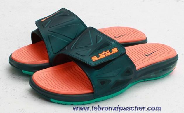 Nike Air Lebron Slide 2 Elite Gators Sortie