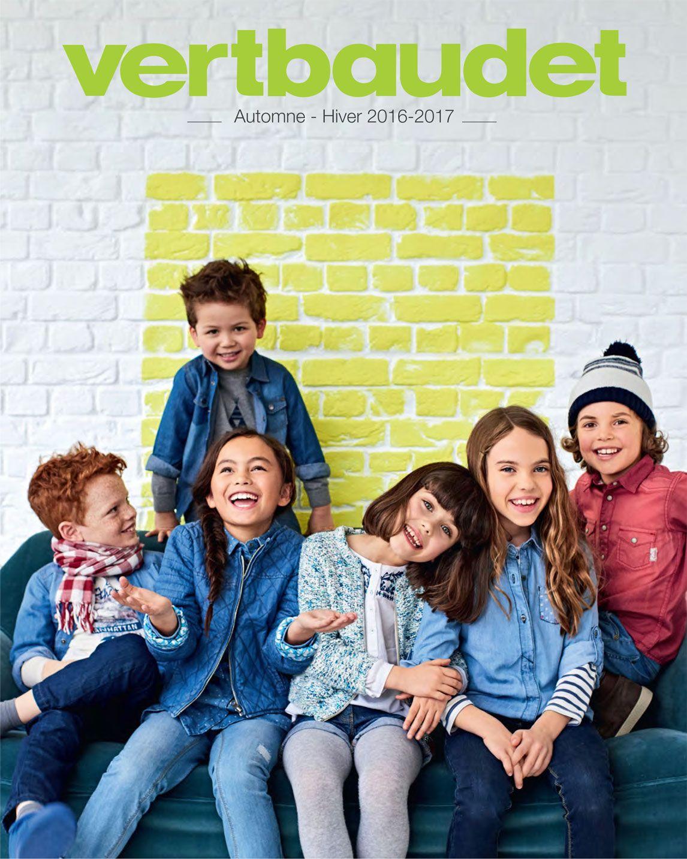 Catalogue Vertbaudet Mode Enfant Automne Hiver 2016 2017