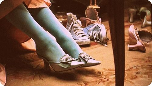 266a0502aa8bb Still from Marie Antoinette movie | FILM FANTASIES | Shoes, Marie ...