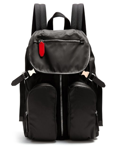 Cheap Sale Huge Surprise Official Neil Barrett Nylon Backpack Huge Surprise Cheap Price oKSeIWV